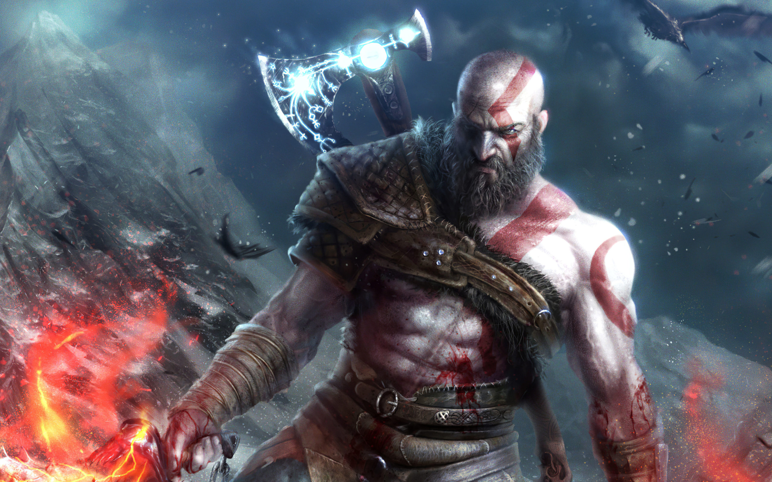 God Of War Pc Wallpaper Top Pc Wallpaper