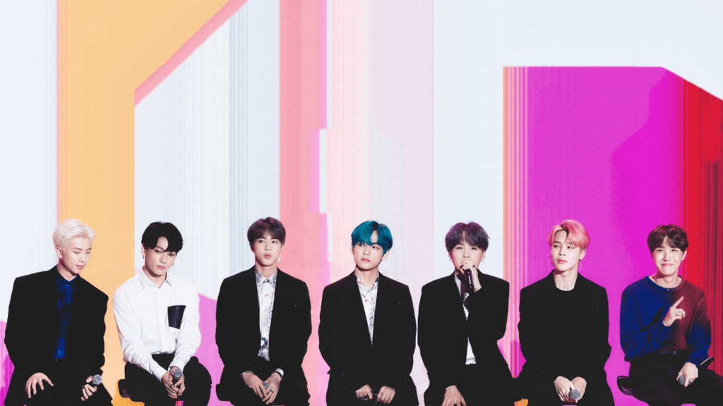 Bts Pc Wallpaper