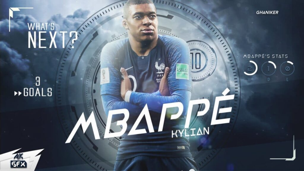 mbappe desktop wallpaper