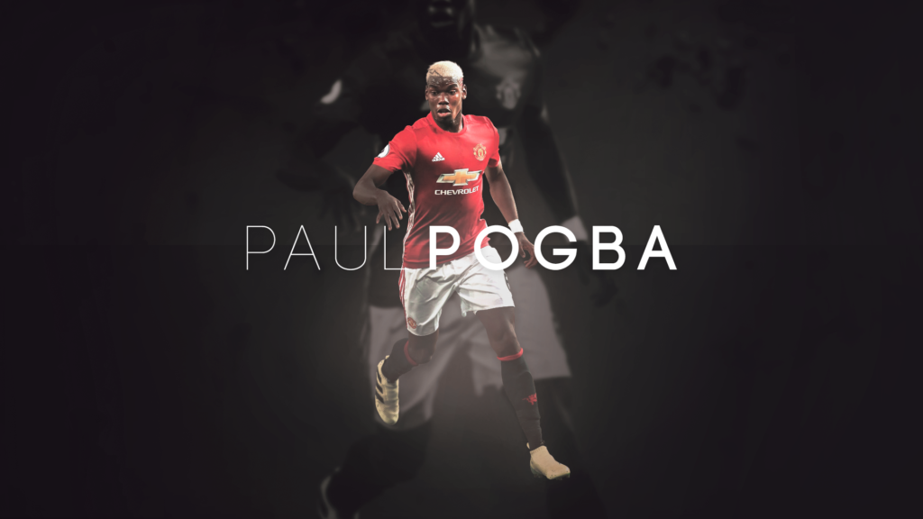 paul pogba background