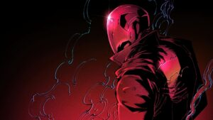 Red Hood Pc Wallpaper