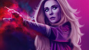 Scarlet Witch Pc Wallpaper