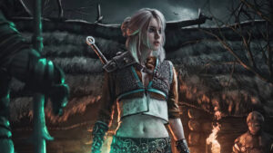 Ciri The Witcher 3 Wallpapers