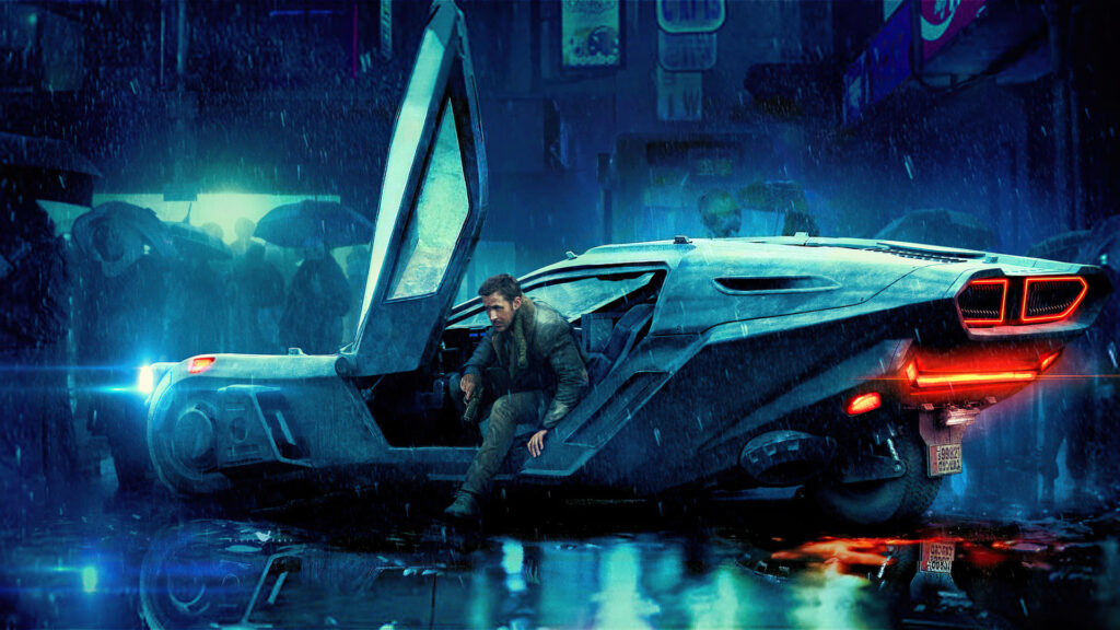 cyber city blade runner wallpapers