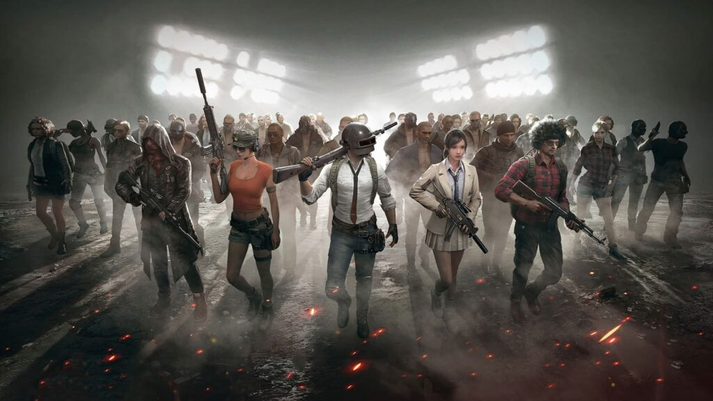 pubg characters wallpapers